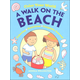 Color Your World: Walk on the Beach