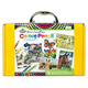 Mini Color Pencil by Number Box Set (yellow)