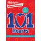 Hidden Pictures: 101 Hearts