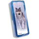 Snow Wolf 3D Pencil Tin