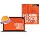 Breaking the Spanish Barrier Level 2 (Intermediate) Student Book + Digital Audio & Enhancements Online Access Code - 1 Y