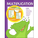 Multiplication Workbook with Music Download