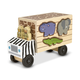 Animal Rescue Shape Sorting Truck