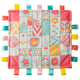 Taggies Original - Color Blocks (12x12