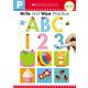 Write and Wipe Practice Flip Book: ABC 123