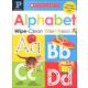 Pre-K Alphabet Wipe-Clean Workbook