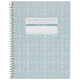 Mosaic Decomposition Dot-Grid Page Book (7.5