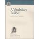 Vocabulary Builder Book 3