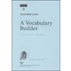 Vocabulary Builder Book 3 Teacher's Key