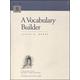 Vocabulary Builder Book 5