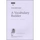 Vocabulary Builder Book 6 Teacher's Key