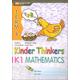 Kinder Thinkers K1 Mathematics Term 4 Coursebook