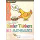 Kinder Thinkers K1 Mathematics Term 3 Coursebook