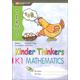 Kinder Thinkers K1 Mathematics Term 1 Coursebook