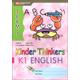 Kinder Thinkers English Kindergarten 1 Term 1 Coursebook