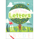 Ready to Write: Let's Trace Letters