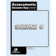 Science 3 Assessments Answer Key 5th Edition