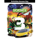 Science 3 Activities Answer Key 5th Edition