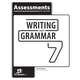 Writing & Grammar 7 Assessments 4th Edition
