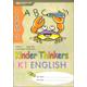 Kinder Thinkers English K1 Term 3 Coursebook