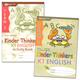Kinder Thinkers English K1 Term 3 Set
