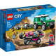 LEGO City Great Race Buggy Transporter (60288)