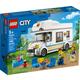 LEGO City Great Holiday Camper Van (60283)