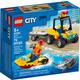LEGO City Great Beach Rescue ATV (60286)