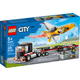 LEGO City Great Airshow Jet Transporter (60289)