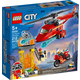 LEGO City Fire Rescue Helicopter (60281)