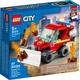 LEGO City Fire Hazard Truck (60279)