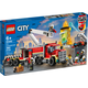 LEGO City Fire Command Unit (60282)