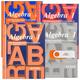 Saxon Algebra 1 with Solutions & Mastering Algebra