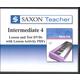 Saxon Teacher for Intermediate Gr. 4 DVDs