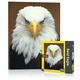 Bald Eagle Mini Puzzle (100 piece)