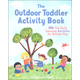 Outdoor Toddler Activity Book