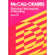 McCall-Crabbs Standard Test Lessons Reading Book D
