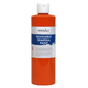 Orange Washable Tempera Paint