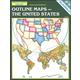 Outline Maps - The U.S.