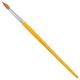 Dynasty Golden Taklon Round Brush #8