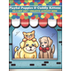 Playful Puppies & Cuddly Kittens Creative Activity Book