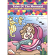 Tales of the Mermaid Creative Activity Book