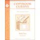 Copybook Cursive Book 2, Second Edition
