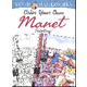 Color Your Own Manet Paintings (Dover Masterworks)