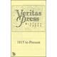 Veritas History 1815 to Present Cards