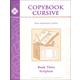 Copybook Cursive III: Scripture, Second Edtn