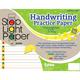 Stop Light Paper Handwriting Practice Paper - 375 Sheets