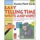 Easy Telling Time Write & Wipe Flashcards