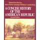 Concise History of the American Republic Book