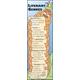 Literary Genres Bookmark
